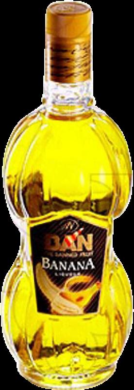 9,95 € 免费送货 | Schnapp Antonio Nadal Licor Banana Tunel Ban 西班牙 瓶子 70 cl