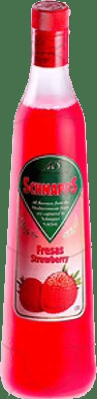 6,95 € 免费送货 | Schnapp Antonio Nadal Fresa Chufin 西班牙 瓶子 70 cl