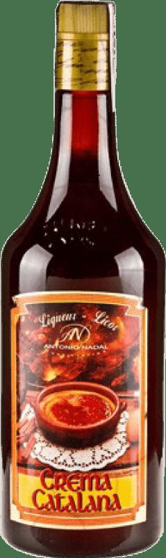 9,95 €   Liqueur Cream Antonio Nadal Tunel Crema Catalana Spain Missile Bottle 1 L