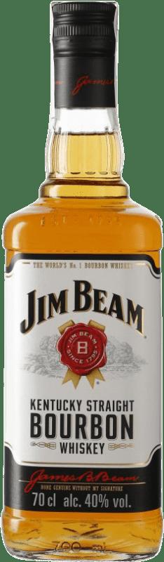 13,95 € Envío gratis   Bourbon Suntory Jim Beam Estados Unidos Botella 70 cl