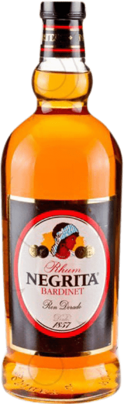 24,95 € Envío gratis   Ron Bardinet Negrita Añejo España Botella Especial 2 L