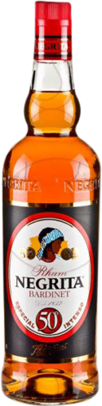 15,95 € Envío gratis   Ron Bardinet Negrita Dorado 50º Intenso Añejo España Botella Misil 1 L