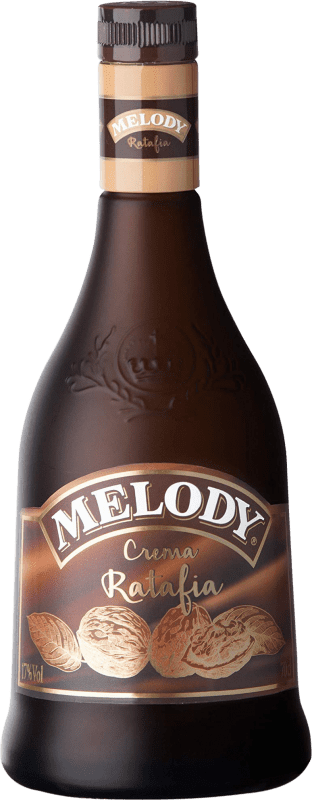 9,95 € | Liqueur Cream Campeny Crema de Ratafia Melody Spain Bottle 70 cl