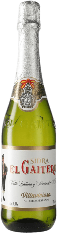 2,95 € | Cider El Gaitero Spain Bottle 70 cl