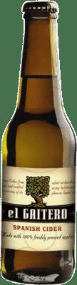 0,95 € | Cider El Gaitero Spain Botellín Tercio 33 cl