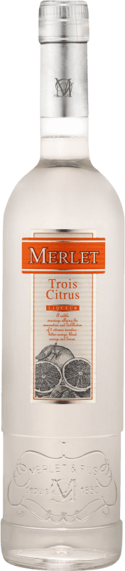 25,95 € | Triple Dry Merlet Trois Citrus France Bottle 70 cl