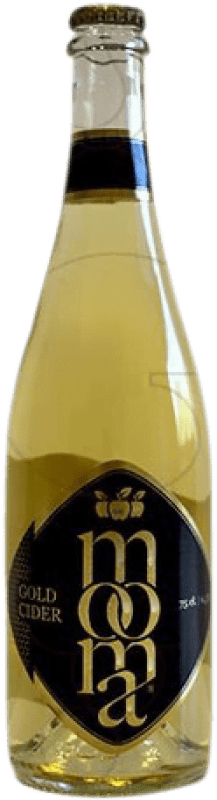 6,95 € | Cider Moma Gold Spain Bottle 75 cl