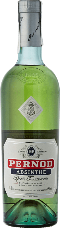 39,95 € Free Shipping | Absinthe Pernod France Bottle 70 cl