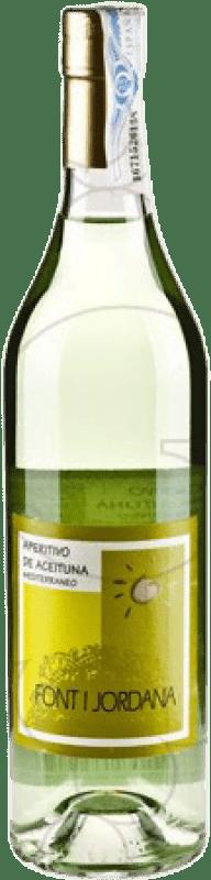 13,95 € Envío gratis | Licores Aperitivo de Aceituna España Botella 70 cl