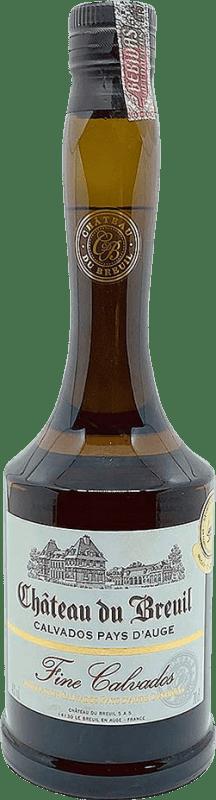 25,95 € Free Shipping | Calvados Château du Breuil Fine France Bottle 70 cl