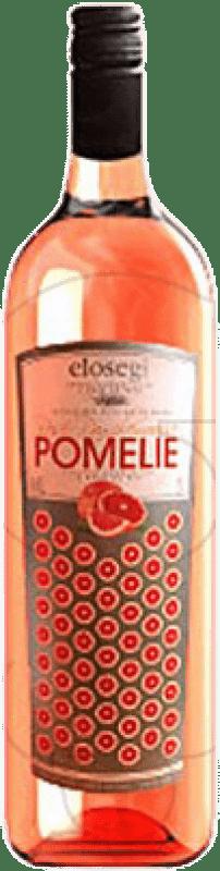 4,95 € Envío gratis | Licores Elosegi Pomelie España Botella 75 cl