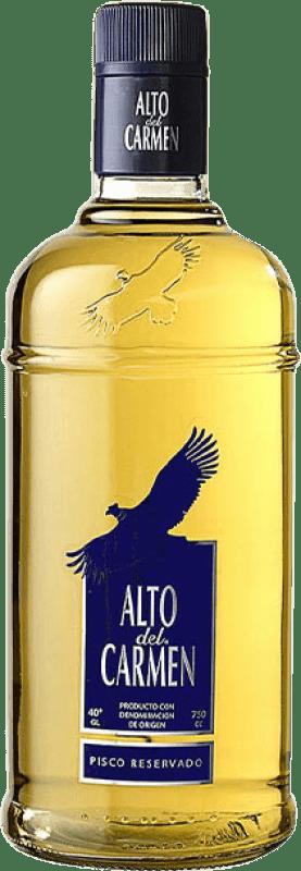 19,95 € 免费送货 | Pisco Alto del Carmen 智利 瓶子 70 cl