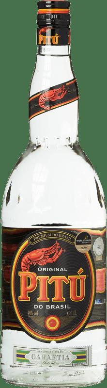 15,95 € | Cachaza Pitú Brazil Missile Bottle 1 L