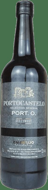 5,95 € Envío gratis | Licores Portocastelo España Botella Misil 1 L