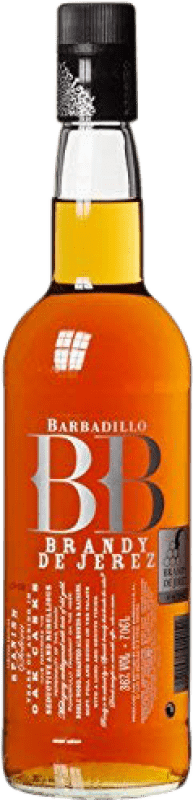 9,95 € Free Shipping | Brandy Barbadillo Spain Bottle 70 cl