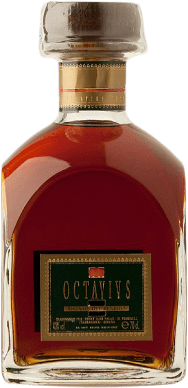 61,95 € Free Shipping | Brandy Octavius Spain Bottle 70 cl