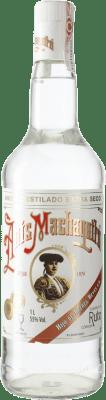16,95 € Envío gratis | Anisado Anís Machaquito Seco España Botella Misil 1 L