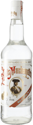 16,95 € Kostenloser Versand | Anislikör Anís Machaquito Trocken Spanien Rakete Flasche 1 L