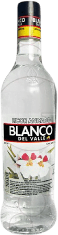 13,95 € Free Shipping | Aniseed Blanco del Valle Colombia Missile Bottle 1 L