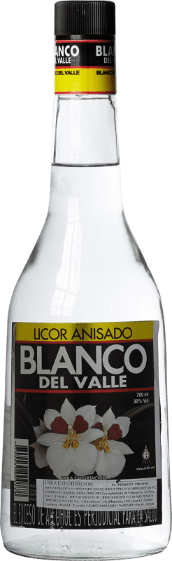 11,95 € Free Shipping | Aniseed Blanco del Valle Colombia Bottle 70 cl