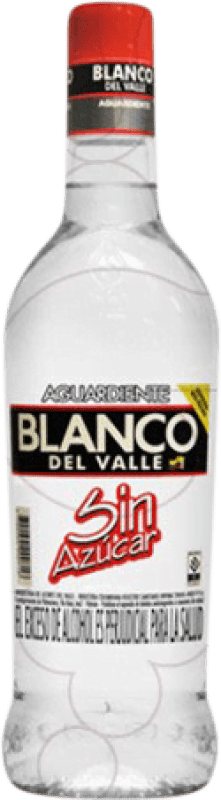 11,95 € Free Shipping | Aniseed Blanco del Valle sin Azúcar Colombia Bottle 70 cl