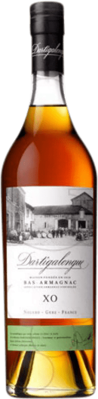 49,95 € Free Shipping | Armagnac Dartigalongue X.O. Extra Old France Bottle 70 cl