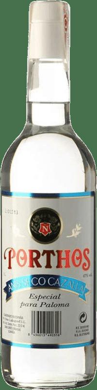 9,95 € 免费送货 | 八角 Cazalla Porthos 干 西班牙 瓶子 Misil 1 L