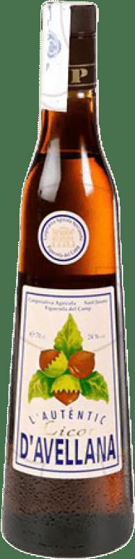 8,95 € 免费送货 | Schnapp Fresh-Schnaps Avellana 西班牙 瓶子 70 cl