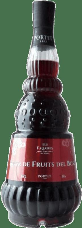 9,95 € 免费送货 | 利口酒 Licor Fruits Bosc Fallaire Licor Macerado 西班牙 瓶子 70 cl