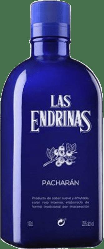 14,95 € Envoi gratuit | Pacharán Las Endrinas Espagne Bouteille Missile 1 L
