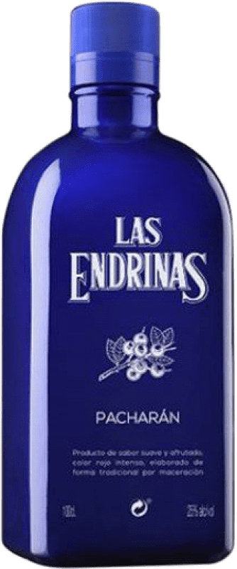 14,95 € Free Shipping | Pacharán Las Endrinas Spain Missile Bottle 1 L