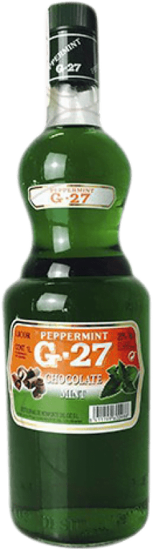 9,95 € Free Shipping | Spirits Salas G-27 Mint Chocolate Pippermint Spain Missile Bottle 1 L