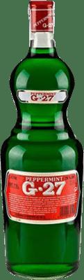 Spirits Salas Verde G-27 Pippermint 1 L