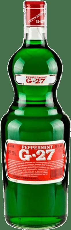 15,95 € | Spirits Salas Verde G-27 Pippermint Spain Magnum Bottle 1,5 L