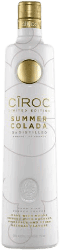 28,95 € | Vodka Cîroc Summer Colada France Bottle 70 cl