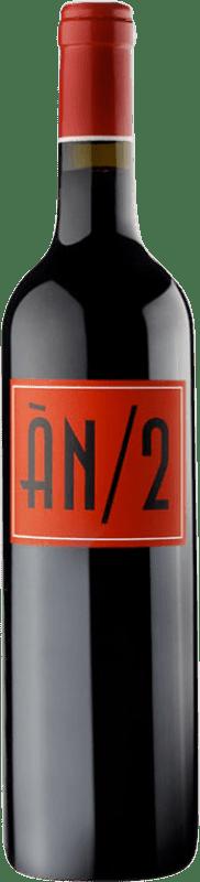 18,95 € | Red wine Ànima Negra An/2 Crianza I.G.P. Vi de la Terra de Mallorca Balearic Islands Spain Syrah, Callet, Fogoneu, Mantonegro Bottle 75 cl