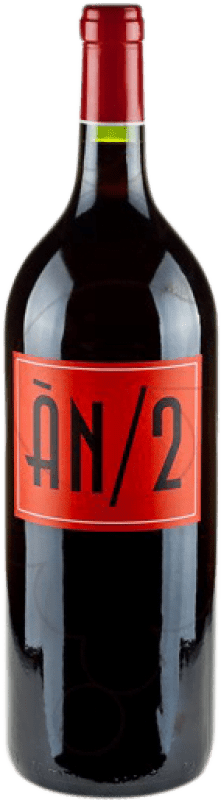 39,95 € Free Shipping | Red wine Ànima Negra An/2 Crianza I.G.P. Vi de la Terra de Mallorca Balearic Islands Spain Syrah, Callet, Fogoneu, Mantonegro Magnum Bottle 1,5 L