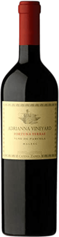 92,95 € Free Shipping | Red wine Catena Zapata Adrianna Vineyard Fortuna Terrae Argentina Malbec Bottle 75 cl