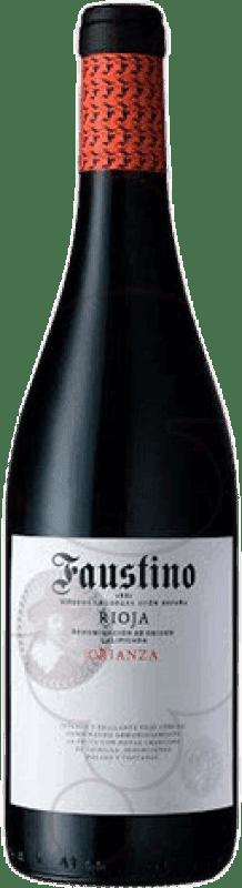 14,95 € Envoi gratuit   Vin rouge Faustino Crianza D.O.Ca. Rioja La Rioja Espagne Tempranillo Bouteille Magnum 1,5 L