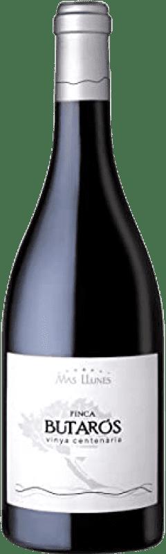 44,95 € | Red wine Mas Llunes Finca Butaros Crianza D.O. Empordà Catalonia Spain Bottle 75 cl