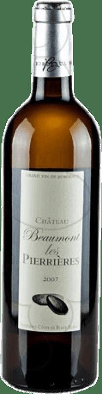 9,95 € Envío gratis   Vino blanco Château Beaumont Les Pierrieres Crianza A.O.C. Bordeaux Francia Botella 75 cl