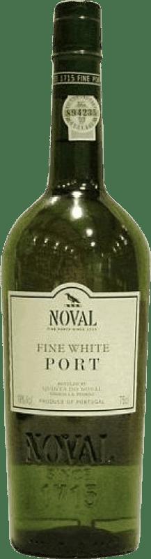 13,95 € Free Shipping | Fortified wine Quinta do Noval Fine White Oporto I.G. Porto Portugal Malvasía, Godello, Rabigato Bottle 75 cl