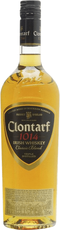 22,95 € Free Shipping | Whisky Blended Clontarf Reserva Ireland Bottle 70 cl