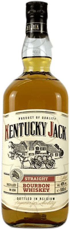 15,95 € Free Shipping | Whisky Blended Kentucky Jack United States Missile Bottle 1 L