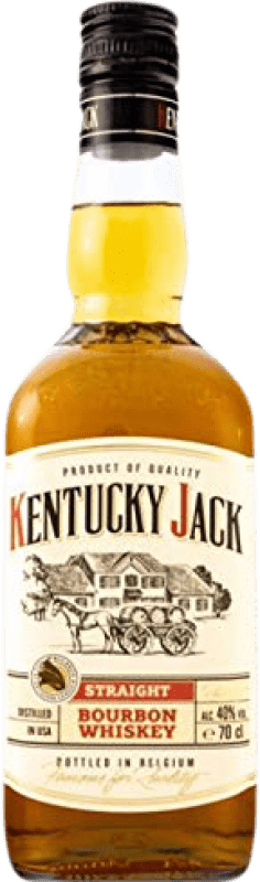 11,95 € Envoi gratuit | Whisky Blended Kentucky Jack États Unis Bouteille 70 cl