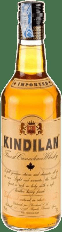 12,95 € Envoi gratuit | Whisky Blended Kindilan États Unis Bouteille 70 cl