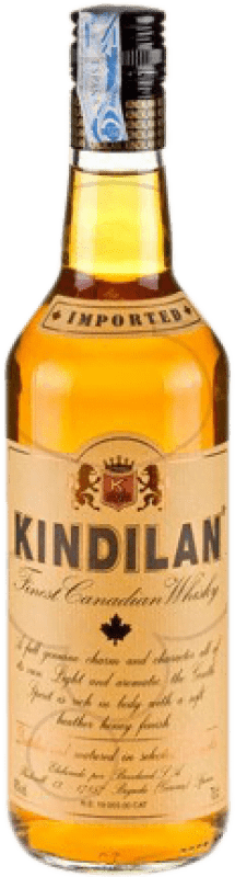 12,95 € Free Shipping | Whisky Blended Kindilan United States Bottle 70 cl