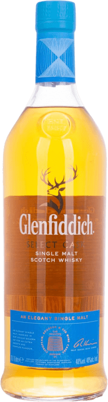 46,95 € | Whisky Single Malt Glenfiddich Cask Collection United Kingdom Missile Bottle 1 L