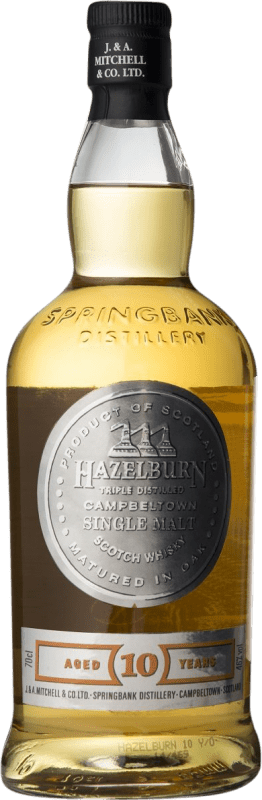 58,95 € Envoi gratuit | Whisky Single Malt Hazelburn 10 Años Royaume-Uni Bouteille 70 cl