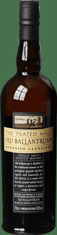 51,95 € 免费送货   威士忌单一麦芽威士忌 Old Ballantruan 英国 瓶子 70 cl